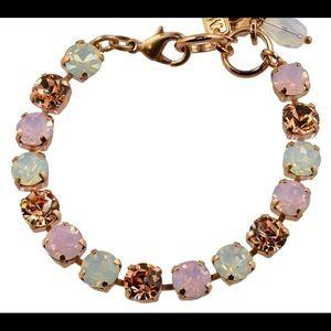 💎Mariana Rose Gold Swarovski Crystal Bracelet💎